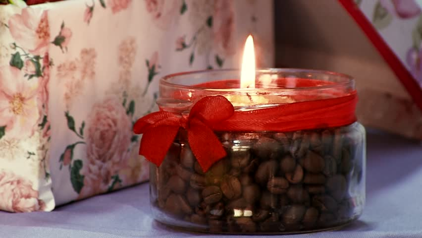 Closeup of candle | Shutterstock HD Video #24389750
