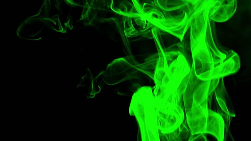 <b>Green Smoke Wallpaper</b> | Free | Download