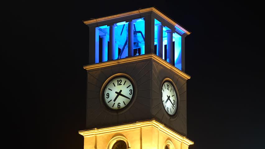 Timelapse clock 7-8   Shutterstock HD Video #24885590