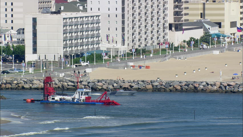Two Small Navy Power Boats United States, City of Virginia Beach-2008