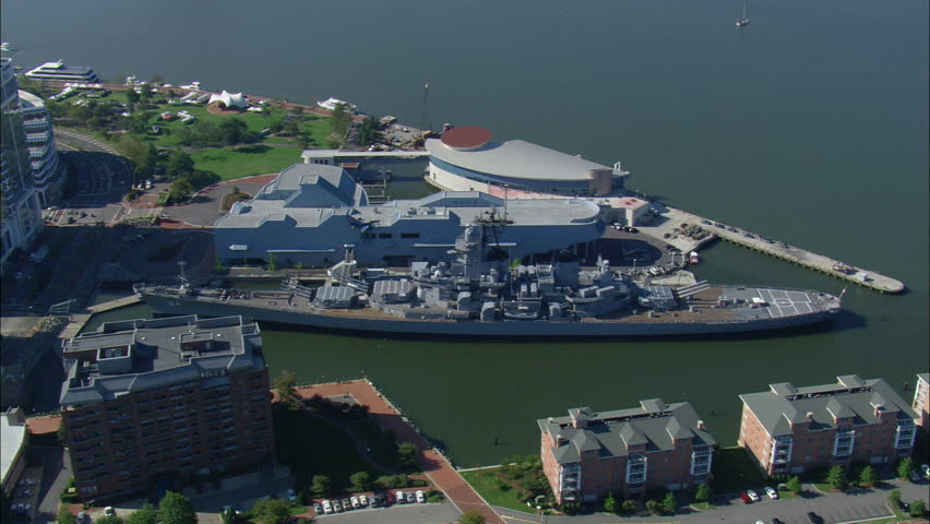 Uss Wisconsin United States, City of Norfolk-2008