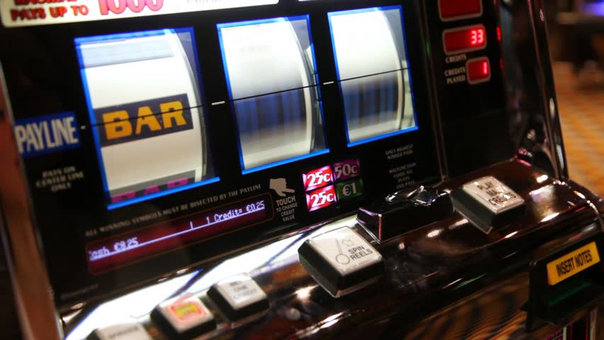 Woman won bar to line hazardously playing in amusement machine