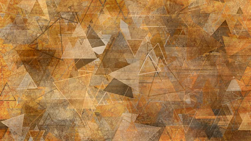 Abstract Brown Color, Grunge Rough Stock Footage Video ...