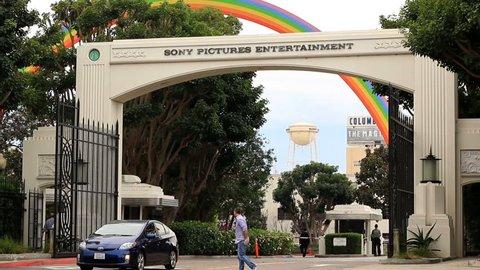 Sony Pictures Studios - Culver City, CA - November 11, 2017