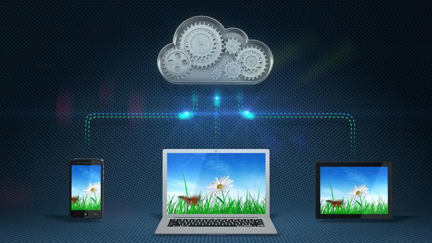 Cloud computing concept   Shutterstock HD Video #2696486
