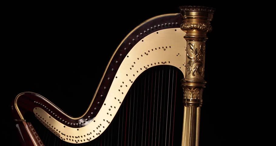 Header of harp