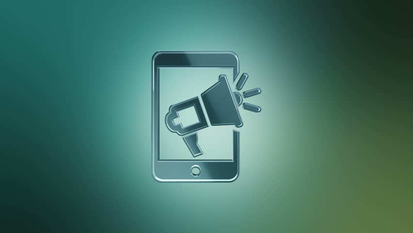 Animation rotation symbol of social network or technologic of global communication. Animation of seamless loop. | Shutterstock HD Video #27466360