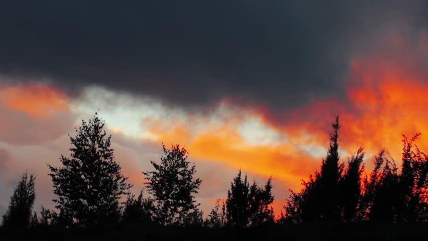 Sunset   Shutterstock HD Video #2747060