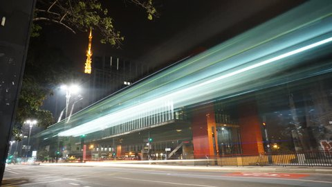 Av Paulista MASP  museum of art