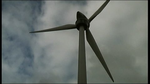 Wind turbine turning