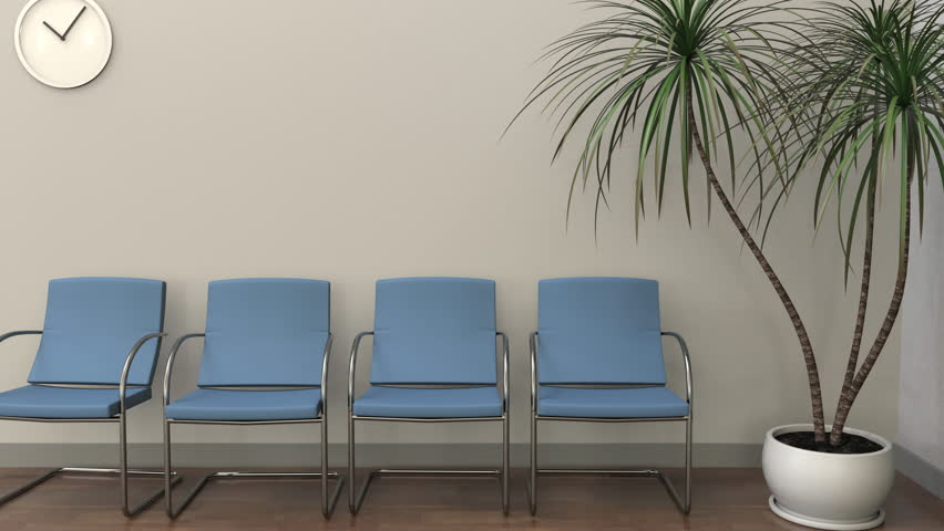 Waiting Room At Endocrinologist Office