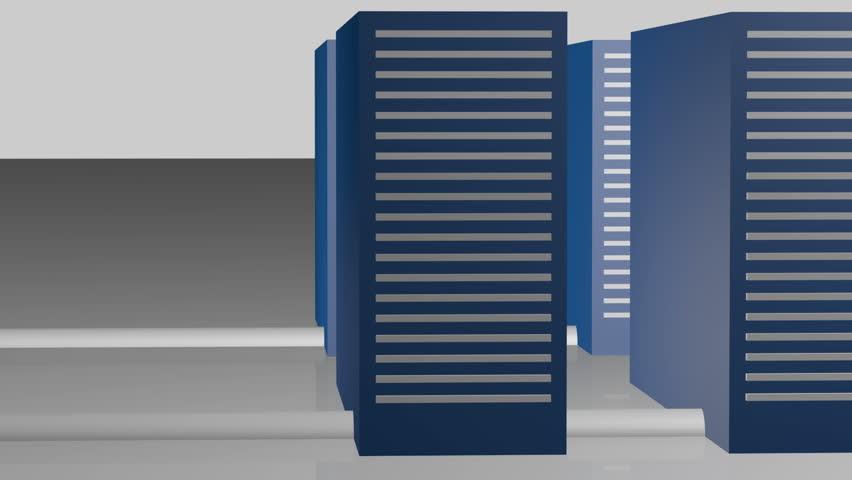 IT servers | Shutterstock HD Video #2799100