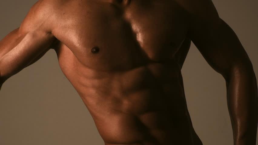 sexy male body