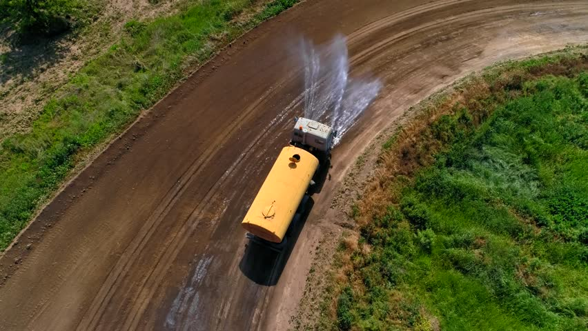 Aerial view of technical car washes racing track | Shutterstock HD Video #28115770