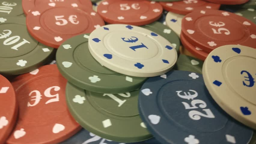 poker chips no denomination