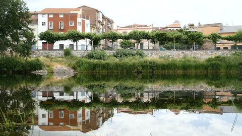 Barco de Avila, Avila, Castilla y León, Spain. Filmed on June 25, 2017.