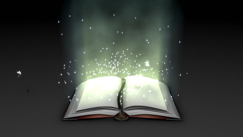 Надписями, гифка книга листается