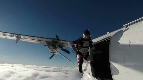 Skydiving in Norway