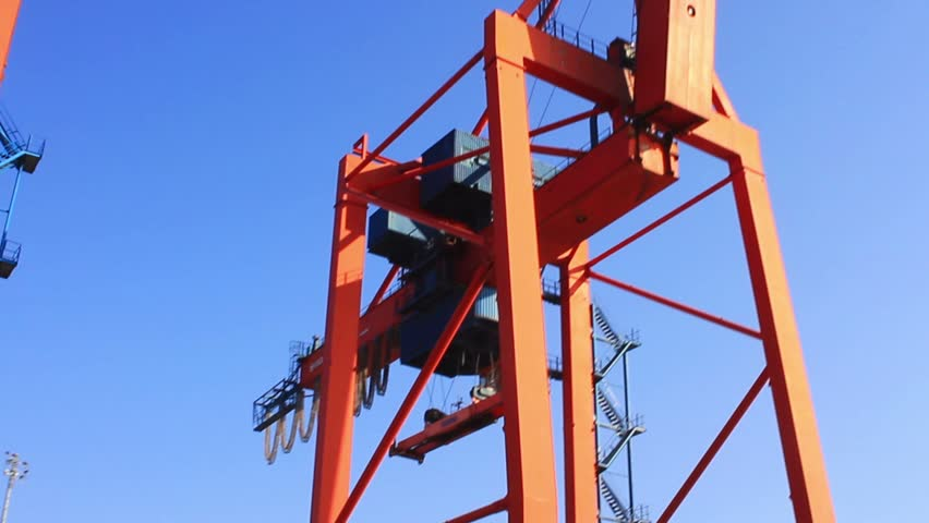 ISTANBUL - JAN 4: Port of Haydarpasa on January 4, 2012 in Istanbul, Turkey.