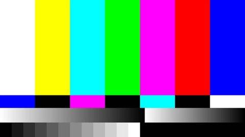 4K Ultra HD, full HD, LCD panel light bleeding TV tests, defective (dead) pixels test, color RGB bars