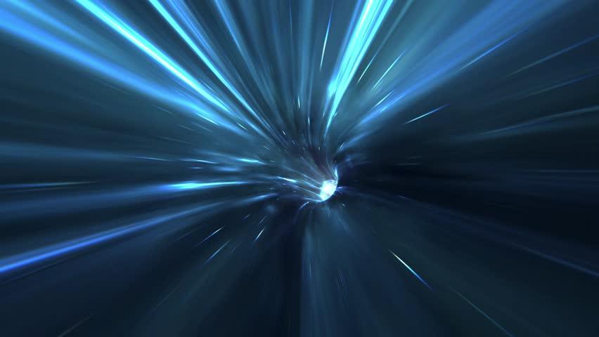 3d rendering of a time warp tunnel   Shutterstock HD Video #28595590
