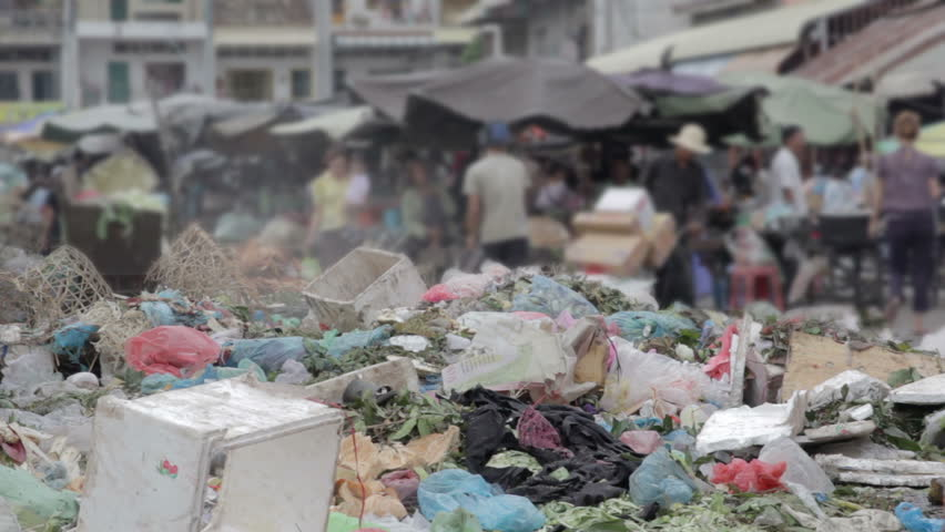 Dumping in Asian market risk for public health