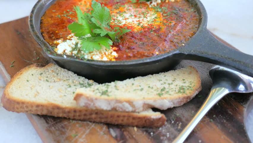Healthy Tunisian Food