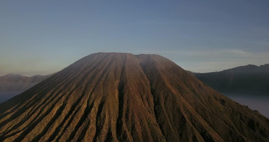 Aerial Bromo and Batok Mountain   Shutterstock HD Video #28757260