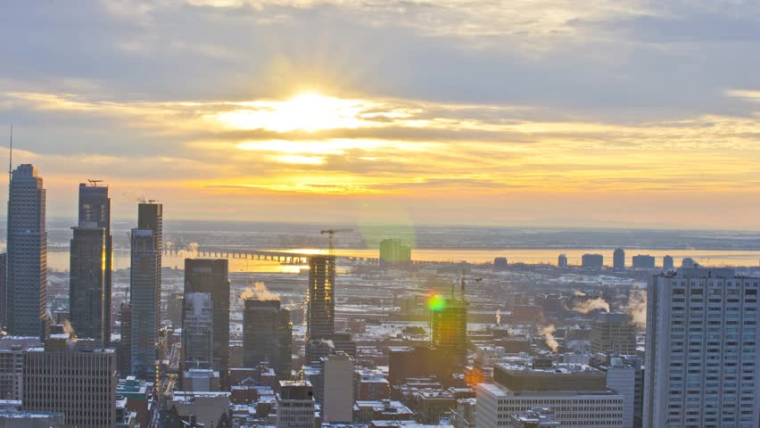 Montreal  | Shutterstock HD Video #28875460