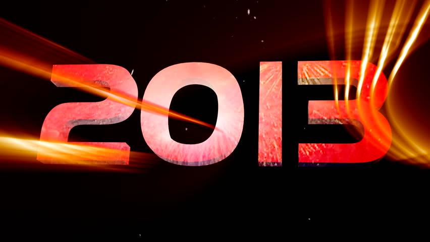 happy new year 2013 voiced