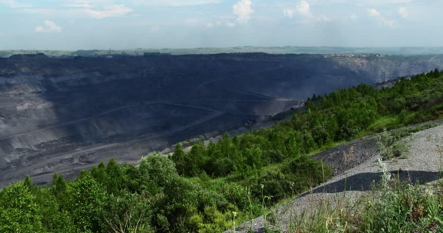 Coal cut timelapse   Shutterstock HD Video #29308240