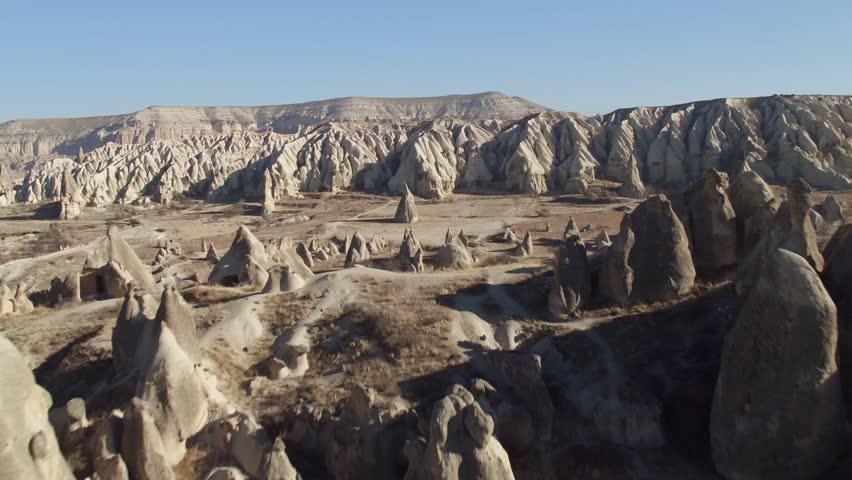 Cappadocia Fairy Chimneys Landscape