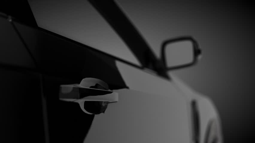 Luxury Car Animation | Shutterstock HD Video #2962114