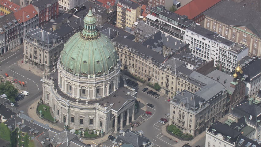 Copenhagen - Marble Church