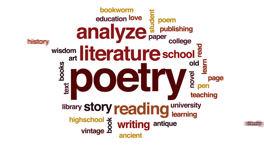 a literary analysis of the poems about love