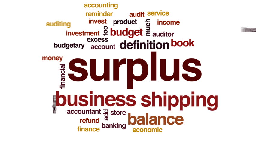 Surplus Animated Word Cloud, Text Stock Footage Video (100% Royalty-free)  29851870 | Shutterstock