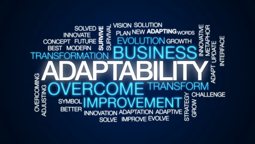 Header of Adaptability