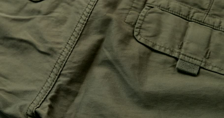 Header of trouser