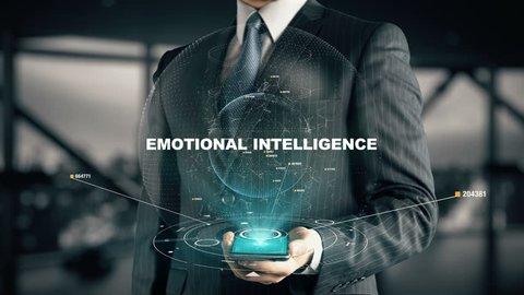 Businessman with Emotional Intelligence