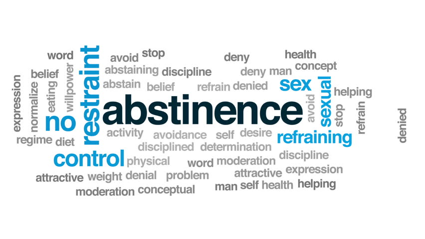 Header of abstinence