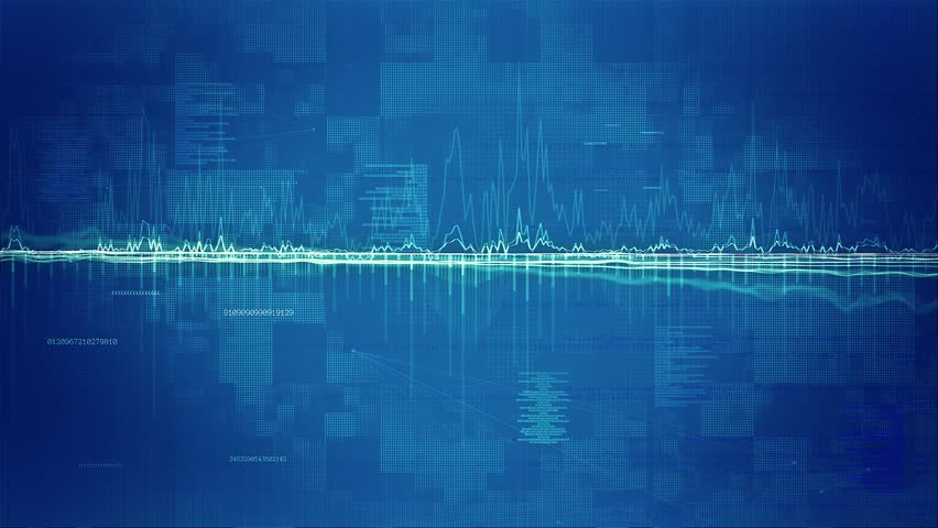 Data Audio Stream Code - Visual Internet Stream with Data, Numbers and Digital Errors. Use it to show: Hacking, Data Analysis, Streaming, Web Code, Server Networking, Computer Communication, LAN etc | Shutterstock HD Video #30188920