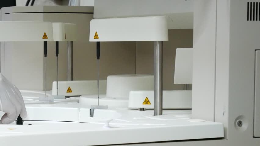 Scientist working in laboratory | Shutterstock HD Video #30320950