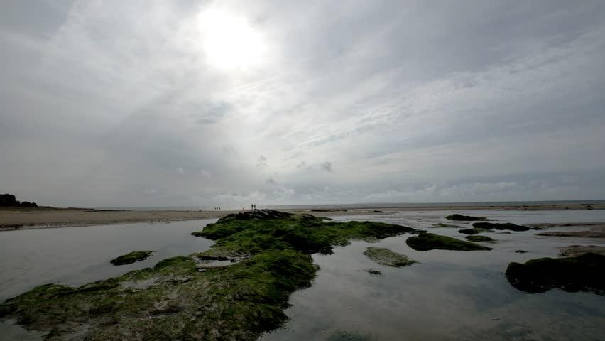 Header of plage