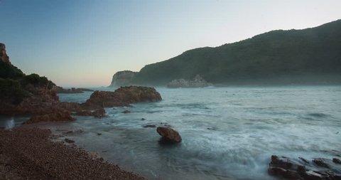 South Africa - Knysna (Time Lapse 06)