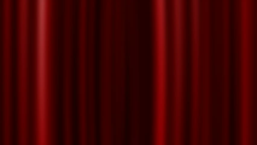High Quality Movie Screen Curtains Opening Stock Footage Video 306340 | Shutterstock