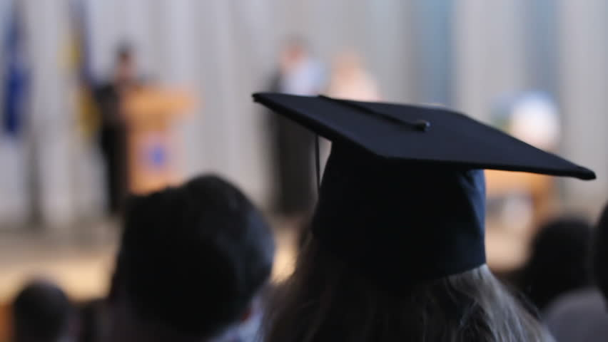 Header of graduate