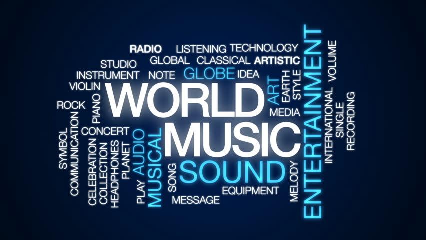 Header of World music