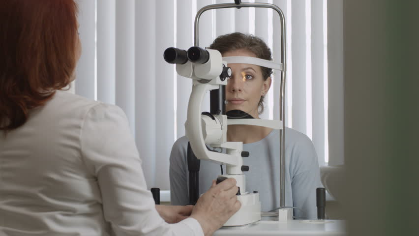 Device for diagnosis of human sight #30990520