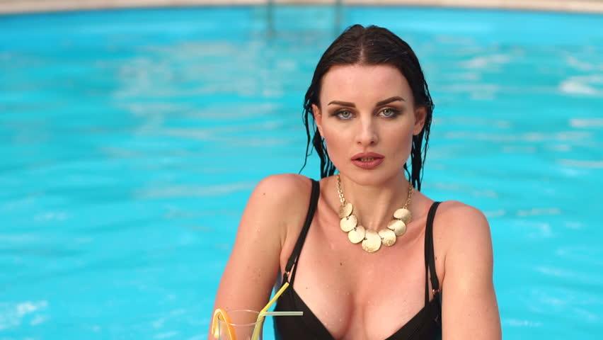 Erotic swimming videos