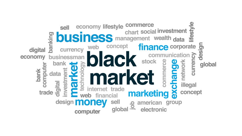 Black Market Animated Word Cloud, Stock Footage Video (100% Royalty-free)  31315510 | Shutterstock